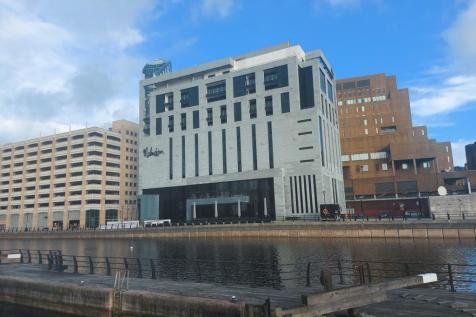 Malmaison Apartments, 8 William Jessop Way, Merseyside, L3 1EJ. Property for sale