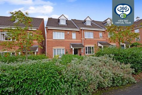 Peckstone Close, Parkside, Coventry. 3 bedroom town house for sale
