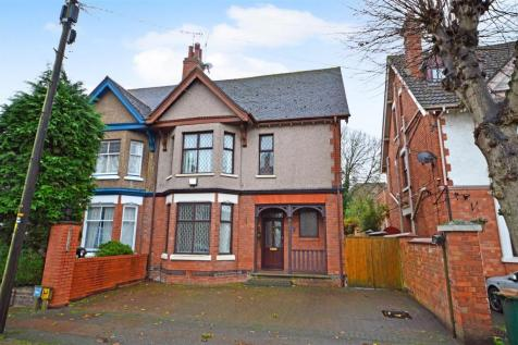Park Road, Coventry. 7 bedroom semi-detached house for sale