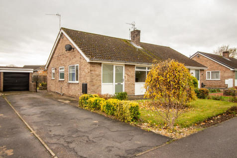 Honeypot Road, Brompton On Swale. 2 bedroom semi-detached bungalow