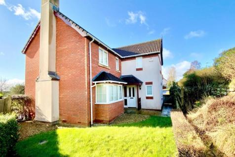 Heritage Way, Sidmouth, Devon. 4 bedroom detached house