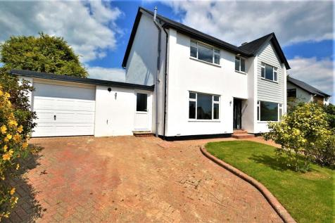 Woolbrook Mead, Sidmouth, Devon. 4 bedroom detached house