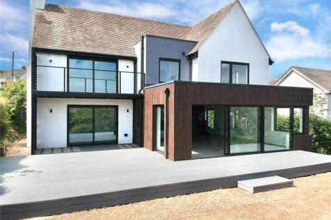 Burscombe Lane, Sidmouth, Devon. 3 bedroom detached house