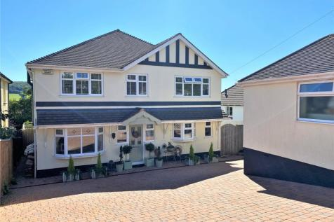 Sidford High Street, Sidford, Sidmouth, Devon. 5 bedroom detached house