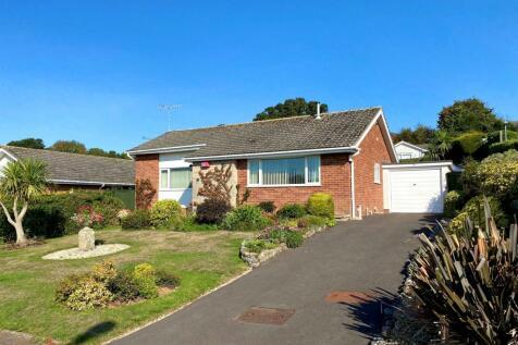 Woolbrook Rise, Sidmouth, Devon. 2 bedroom bungalow