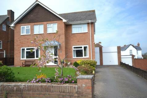 Honey Park Road, Budleigh Salterton, Devon. 4 bedroom detached house