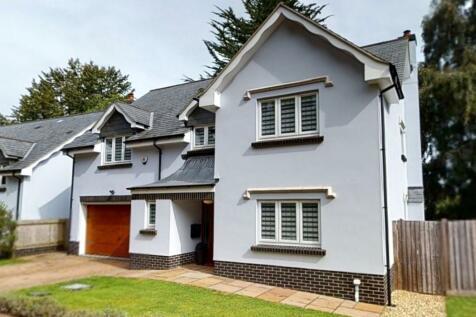 Clyst Hayes Gardens, Budleigh Salterton, Devon. 5 bedroom detached house