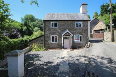 George Road, KNIGHTON, Knighton, Powys, Mid Wales - Cottage / 3 bedroom cottage for sale / £170,000