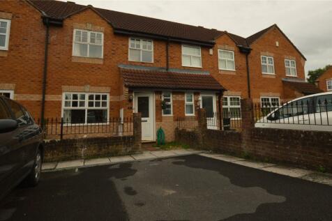 Weirfield Green, Taunton, Somerset. 3 bedroom terraced house