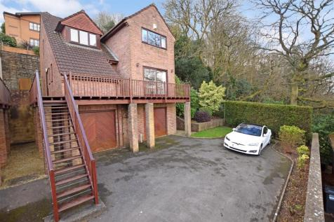 Cabot Rise, Portishead. 4 bedroom detached house for sale