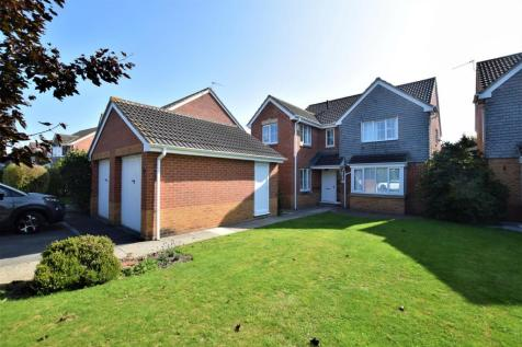 **Viewings To Commence From Thursday 24th Septemeber** Galingale Way, Portishead.. 4 bedroom detached house
