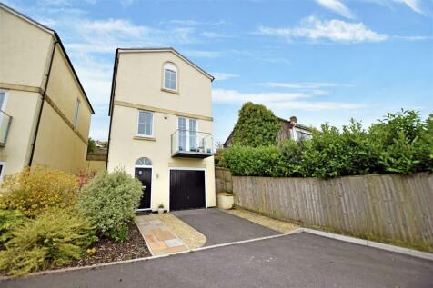Crest Heights, Portishead. 4 bedroom detached house for sale