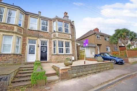Leigh View Road, Portishead. 4 bedroom semi-detached house for sale
