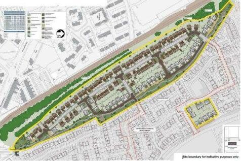 Heathlands West, City Fields. Land for sale
