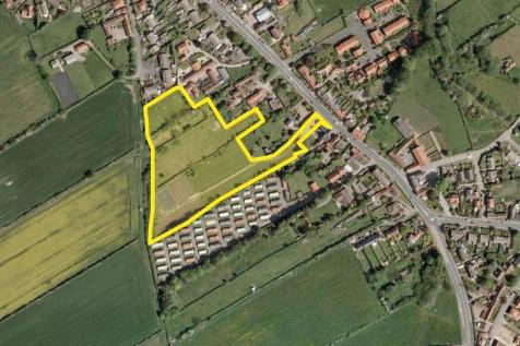 High Street, Burniston, North Yorkshire, YO13 0HH. Land for sale