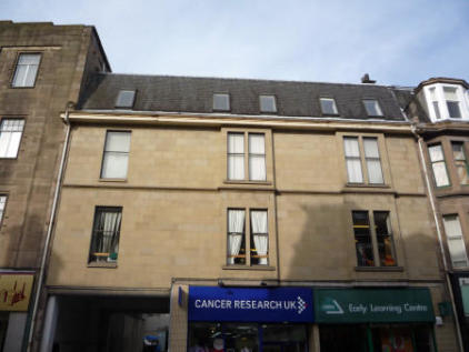 Murray Place, Stirling Town, Stirling, FK8. 3 bedroom flat