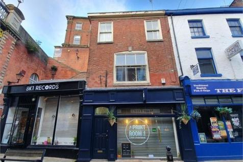 Little Underbank, STOCKPORT, Cheshire. 2 bedroom town house
