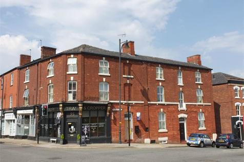 Waterloo Road, Hillgate, Stockport, Cheshire. Studio flat for sale