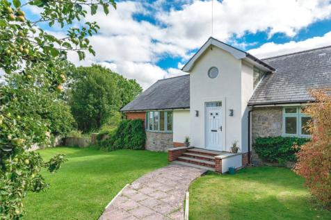 Old Orchard, Kerry Road, Montgomery, Powys. 3 bedroom bungalow