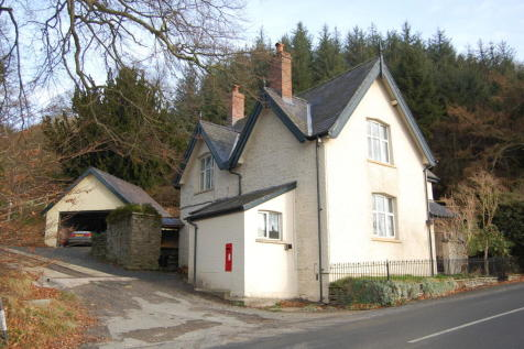 The Old Post Office, Monaughty, Knighton, Powys. 3 bedroom property