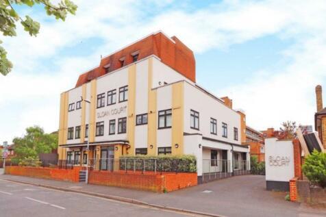 Coombe Road, New Malden. 2 bedroom flat