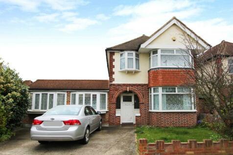 Landseer Road, New Malden. 4 bedroom detached house