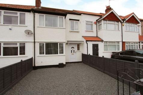 Green Lane, New Malden. 3 bedroom terraced house
