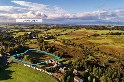 Cathlaw Lane, Torphichen. Land for sale