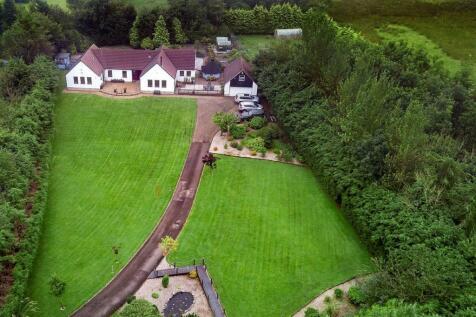 West Harwood Crofts, West Calder. 5 bedroom bungalow for sale