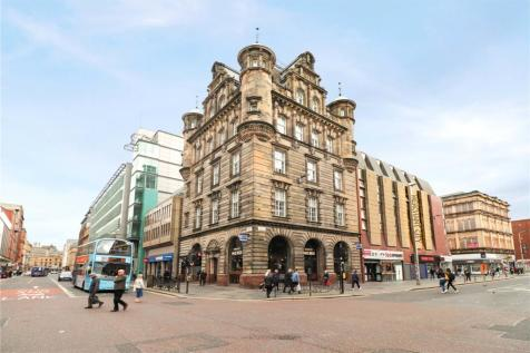 Glassford Street, Merchant City, Glasgow. 2 bedroom apartment for sale