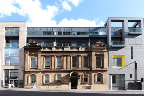 West Nile Street, Glasgow City Centre. 3 bedroom penthouse for sale