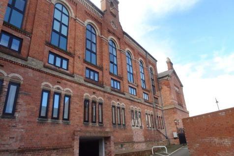 Apartment 10, Victoria House, Oswestry. 2 bedroom apartment