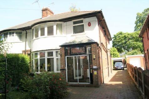 Park Avenue, Wrexham. 3 bedroom semi-detached house for sale