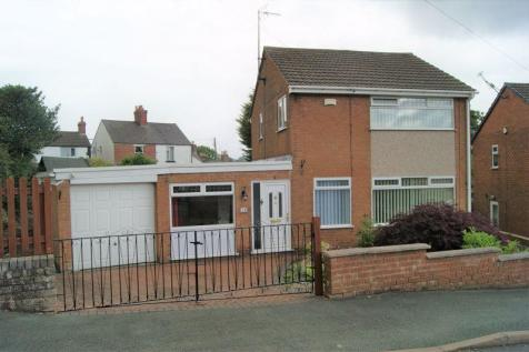 Bryn Drive, Coedpoeth, Wrexham. 3 bedroom detached house