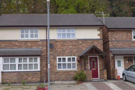 Bishops Walk, Llangollen. 2 bedroom semi-detached house