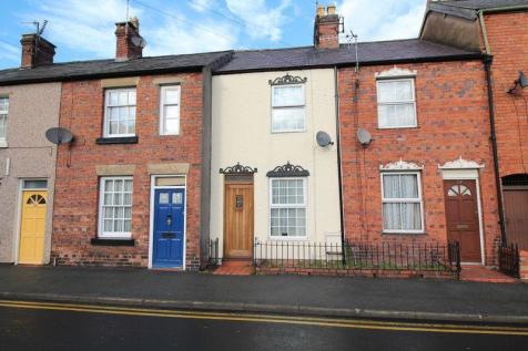 Market Street, Llangollen. 1 bedroom terraced house