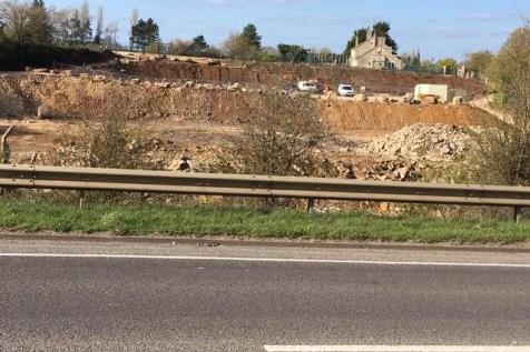 Commercial Development site, Sandshill, Faringdon. Land for sale
