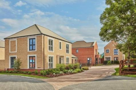 Tower View, Kings Hill, West Malling, ME19. 4 bedroom link detached house for sale