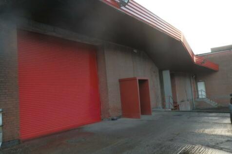 North Bridge Street, Bathgate, West Lothian, EH48. Garages