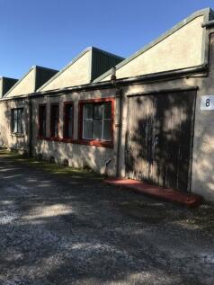 Ayr Road, Cumnock, Ayrshire, KA18. Garages