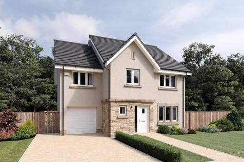 West Road, Haddington, East Lothian, EH41. 4 bedroom detached house for sale