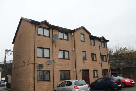 East Buchanan Street, Paisley, PA1 1HS. 2 bedroom flat