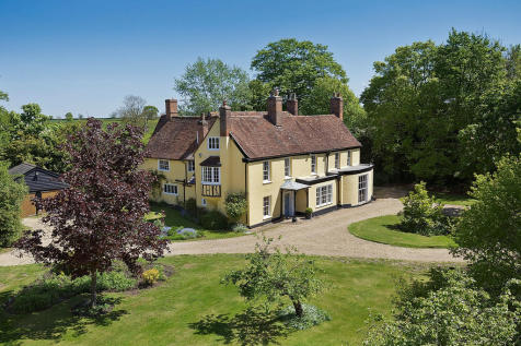 Alpheton, Suffolk. 6 bedroom detached house for sale