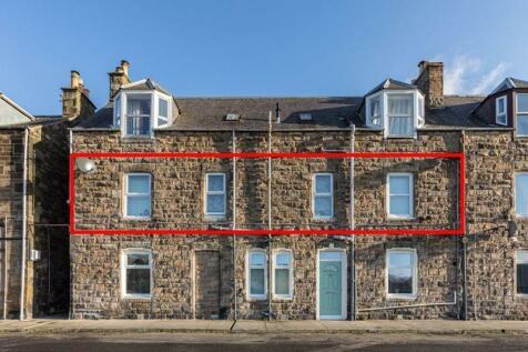 94 Halliburton Place, Galashiels. 2 bedroom flat for sale