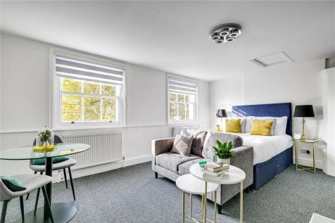 Gloucester Crescent, Primrose Hill, NW1. Studio apartment