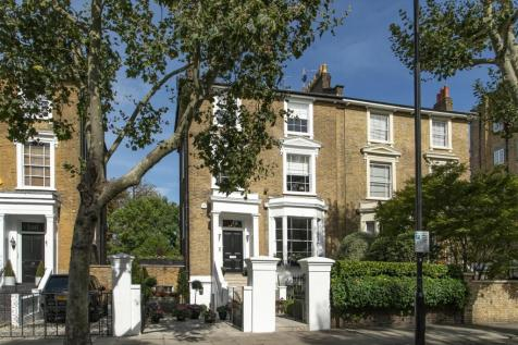 Hamilton Terrace, St John's Wood, London, NW8. 8 bedroom semi-detached house