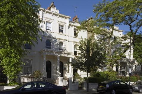 Randolph Road, Little Venice, London W9. 5 bedroom semi-detached house