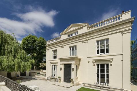 Warwick Avenue, Little Venice, London, W2. 6 bedroom semi-detached house for sale