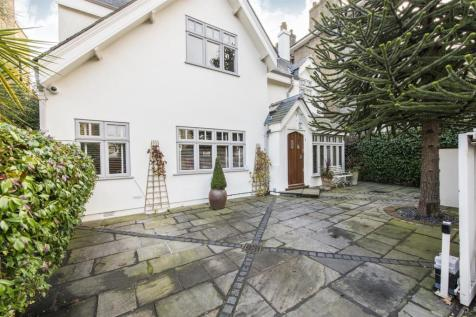 Clifton Hill, St John's Wood, London, NW8. 5 bedroom detached house for sale