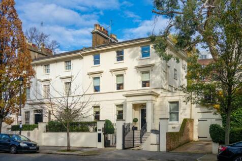 Cavendish Avenue, St John's Wood, London NW8. Semi-detached house for sale